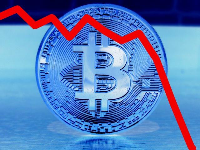 仮想通貨マイナス時の損失