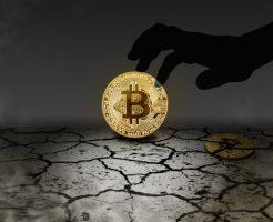 仮想通貨流出